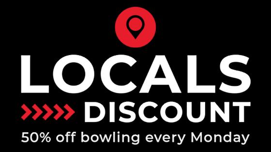 Locals Discount