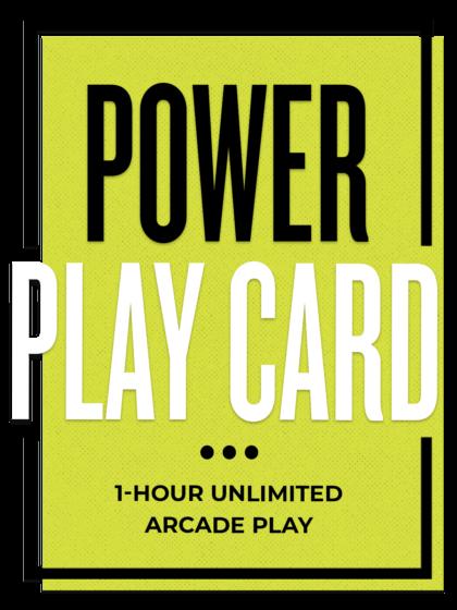 Power Play Card